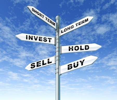 Different options trading strategies